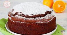 EF LF Torta acqua cioccolato e arance (sin lácteos) Italian Desserts, Vegan Desserts, Raw Food Recipes, Sweet Recipes, Dessert Recipes, Clementine Cake, Tortillas Veganas, Torte Cake, Muffins