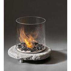 Biokominek Planika Glassfire STONE (GF-11)