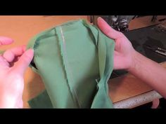 Making Womens Jacket With Darts by Los Angeles Patternmaker Pisano - YouTube