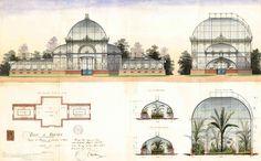 serres et jardins d'hiver paris xix - Buscar con Google