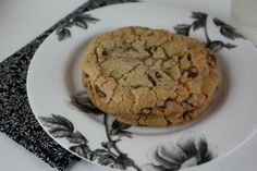must make....gf chocolate chip cookies {white rice, sweet white rice & cornstarch for the base flours}