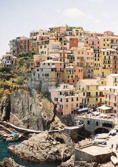 Cinque Terre, Italy, Tec Petaja