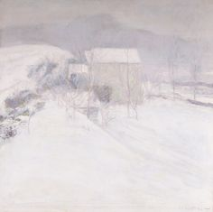 Snow | PAFA - Pennsylvania Academy of the Fine Arts