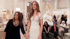Remember When Say Yes to the Dress Revealed Jennifer Anistons Wedding Dress?