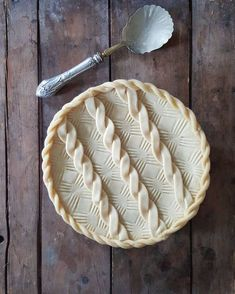 Three braids pie
