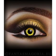Contact Lens ❤ liked on Polyvore featuring eyes, makeup and beauty