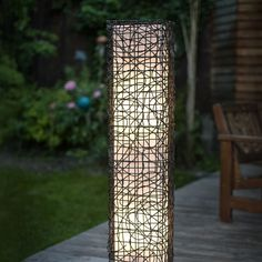 Outdoor SHUKO post lamp by Eglo. This beautiful Austrian light has an antique brown finish. Outdoor Lamp Posts, Outdoor Post Lights, Outdoor Lighting, Pergola Pictures, Luminaire Led, Lighting Uk, Outdoor Garden Furniture, Sissi, Light Decorations