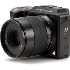 Hasselblad X1D-50c 4116 Edition 50MP Medium Format w/45mm Lens (28mm Equivalent) ; $12,995