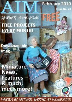 Great online mini magazine!  and its FREE