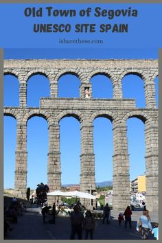 5 Must See Attractions in Old Town of Segovia, Spain - i Share