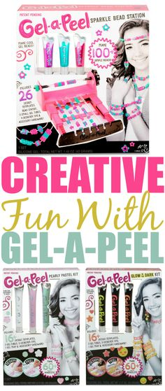 Gel-a-Peel kits & st