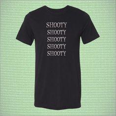 Shooty Shooty Shooty Shooty SHOT!!  Unisexisoft Tee