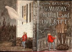 For me this author was the J.K. Rowling of my youth (it opened the door to reading for me).