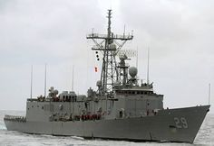 USS Stephen W. Groves FFG 29 guided missile frigate Ensign Stephen W. Helsinki, Uss North Carolina, Us Military, United States Navy, Navy Ships, Aircraft Carrier, Us Navy, Battleship, Sailing Ships