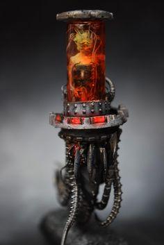Dark Mechanicus Immersion tank Amniotic Tank