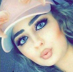 Beautiful Girl Photo, Beautiful Eyes, Sweet Girls, Cute Girls, Girls Foto, Profile Picture For Girls, Hijabi Girl, Cute Girl Poses, Digital Art Girl