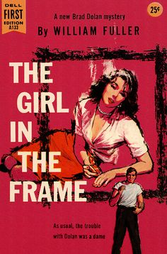 """The Girl in the Frame"" 