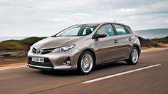 Toyota Auris Hybrid Picture
