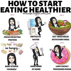 start healthy eating for healthy life Healthy eating has a big impact on your overall right can help avoid Weight Loss Meals, Weight Gain, How To Lose Weight Fast, Losing Weight, Healthy Weight, Get Healthy, Healthy Tips, Eating Healthy, Healthy Food