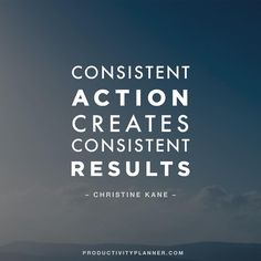 """Consistency is key  #beproductive #beconsistent"""