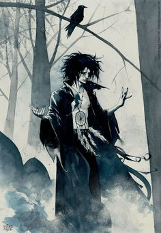 Sandman by Roger Cruz                                                                                                                                                                                 Mais