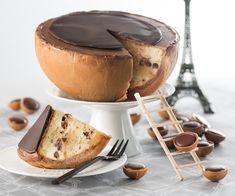 Giant Toffifee: Die Buttercremetorte schmeckt so gigantisch wie sie aussieht. Je… Giant Toffifee: The buttercream cake tastes as gigantic as it looks. Discover recipes now!