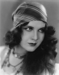 Mary Brian, 1920's. American film actress of the silent era and into the talkies.