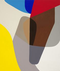 From the Design Files  Primary, 2012, Stephen Ormandy, oil on linen, 198 x 168cm