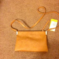 2⃣DAY 🅾NLY❗️Brown Crossbody Bag Brand new never used. H&M Bags Crossbody Bags