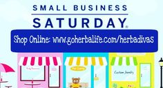 It's Small Business Saturday- and I have two small businesses  contact me today for special promotion on nutrition products Herbalife 24 energy products and skin care products!  We can do our holiday shopping together because I definitely have people on my list looking for shedding some lbs adding some healthy gains and working on clear healthy skin! Shop online: http://ift.tt/P5ETLh FREE Eating Clean Simple Grocery Guide  Visit: www.katiapowell.com  Katia J. Powell OFFICIAL Nutrition Geek…