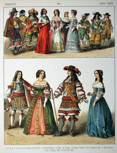 File:1600-1670 French. - 088 - Costumes of All Nations