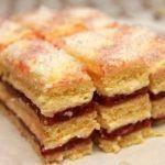 Baking Recipes, Dessert Recipes, Desserts, Czech Recipes, Ethnic Recipes, Y Recipe, Cake Bars, Mini Cakes, Food Dishes