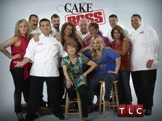 Cake Boss. I love this show!!