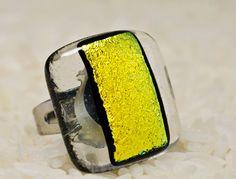 Aranyba burkolva, Ékszer, óra, Gyűrű, Meska Minion, Minions