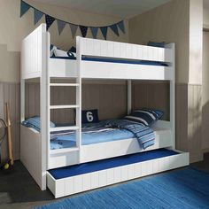 Bring your children's bedroom to life with our range of Bedroom Furniture. Shop bunk beds, children's beds, cabin beds & novelty beds for kids. Childrens Bunk Beds, Bunk Beds Boys, Adult Bunk Beds, Bunk Bed Plans, Kid Beds, Loft Beds, Bunk Bed With Slide, Bunk Beds With Stairs, Bed Rails