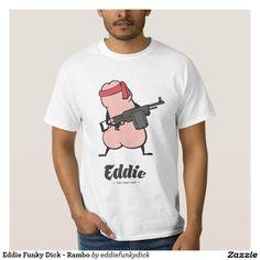 Eddie Funky Dick - Rambo