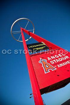 Angels Baseball, Anaheim California