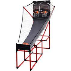 New 2 player indoor hoop backboard basketball game room for Sport court basketball hoop