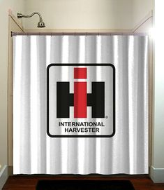 Fatboy Studio Printed Waterproof Polyester Fabric Shower Curtain With Latest Design Our Will Brighten