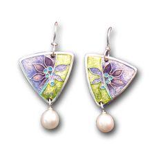 Carolyn Delzoppo earrings