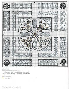 Gallery.ru / Фото #50 - Elizabethan Cross Stitch - Orlanda