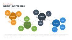seven stage timeline infographic powerpoint templates powerpoint rh pinterest com Application Process Flow Diagram Document Process Flow Diagram