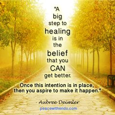 Do you #believe?  http://peacewithendo.com/2014/05/in-review-i-can-see-clearly-now.html #endometriosis #endo #chronicpain #peacewithendo