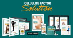 """Cellulite Factor Solution Review: Hi this David, You are welcome to our sincere Cellulite Factor Solution Review. In our very own review you will discover the response to the speculate """"Cellulite Factor Solution a scam?"""""""