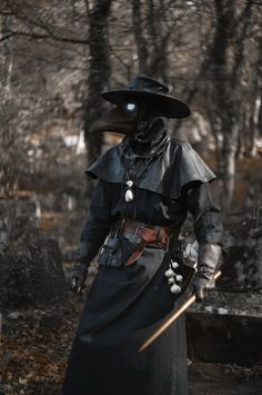 Diesel Punk, Plauge Doctor, Crow Mask, Cosplay Costumes, Halloween Costumes, Character Inspiration, Character Design, Scp 049, Costume Ideas