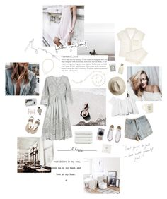 """""""I want daisies in my hair, green tea in my hand, and love in my heart."""" by sarahstardom ❤ liked on Polyvore featuring STELLA McCARTNEY, Stone_Cold_Fox, American Apparel, Converse, Artesano, Eberjey, Dogeared, Linum Home Textiles, Diptyque and Olivia Burton"""
