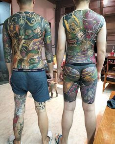 Search inspiration for a Japanese tattoo. Mens Body Tattoos, Baby Tattoos, Body Art Tattoos, Girl Tattoos, Tattoos For Guys, Tebori Tattoo, Irezumi Tattoos, Japanese Tatoo, Japanese Sleeve Tattoos