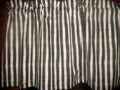 Black Beige Striped Stripes bistro sports prim by yoursewingroom