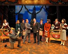 miracle on 34th st play - Google Search