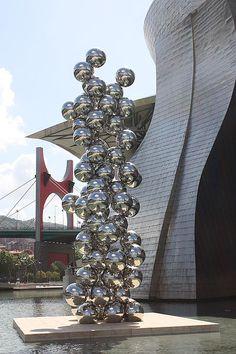 Tall Tree & The Eye, Bilbao, Spain by Anish Kapoor
